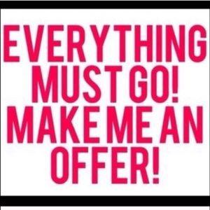 Make me a offer 💕